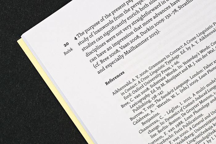 CAS Linguistics edition 6
