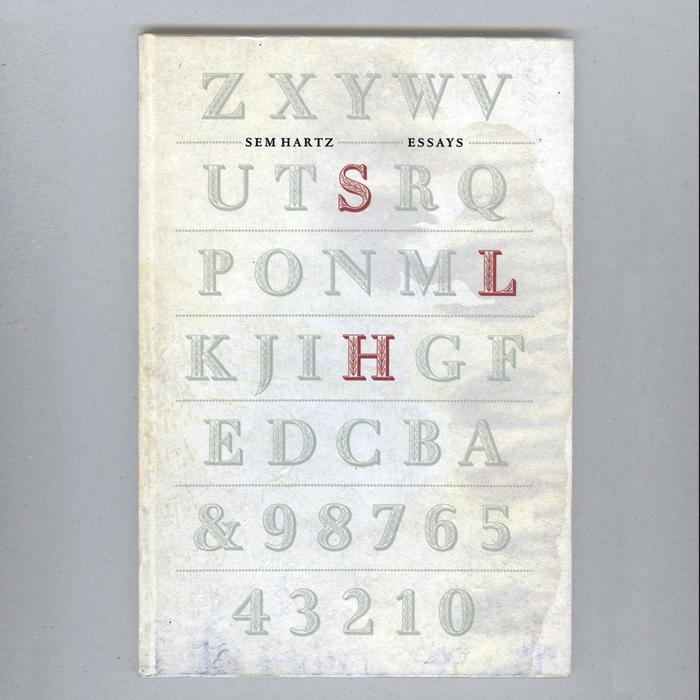 Essays by Sem Hartz 1
