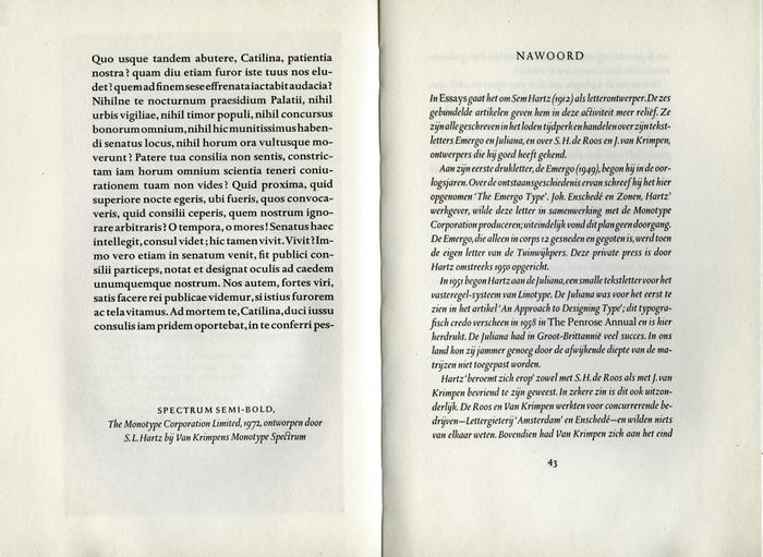 Essays by Sem Hartz 7