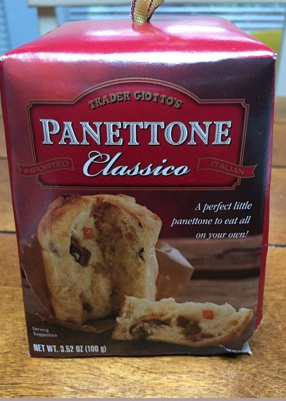 Trader Giotto's Panettone Classico 2