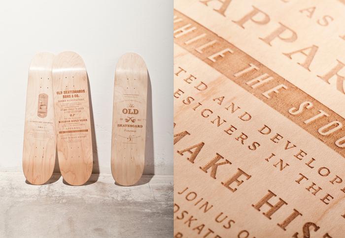 Old Skateboards 1