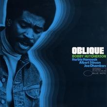 <cite>Oblique</cite> by Bobby Hutcherson
