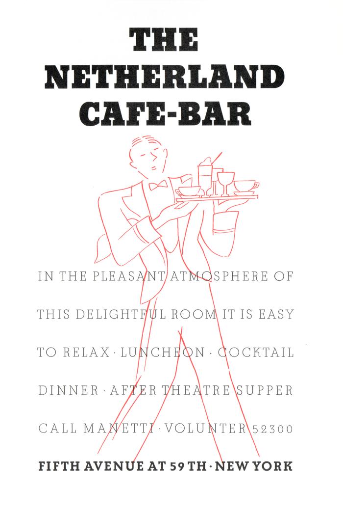 The Netherland Cafe-Bar