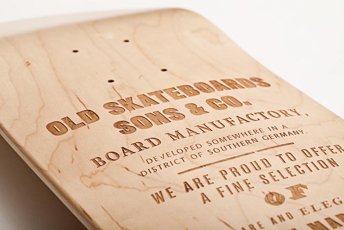 Old Skateboards 2