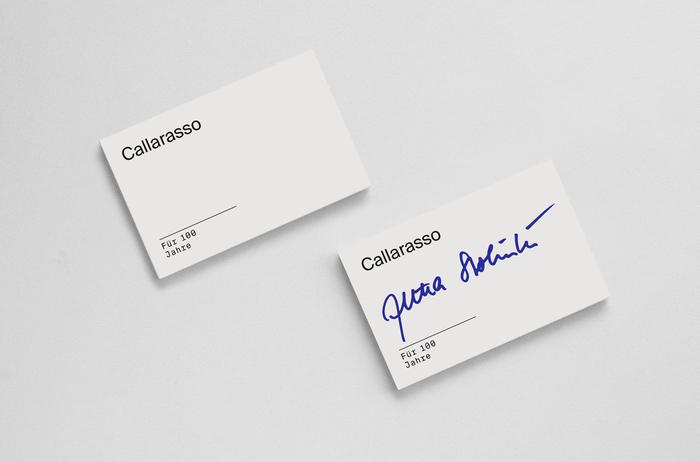 Callarasso – For 100 Years 3