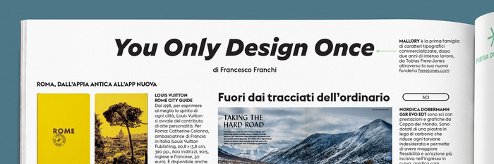 Mallory Black Italic (Frere-Jones Type)