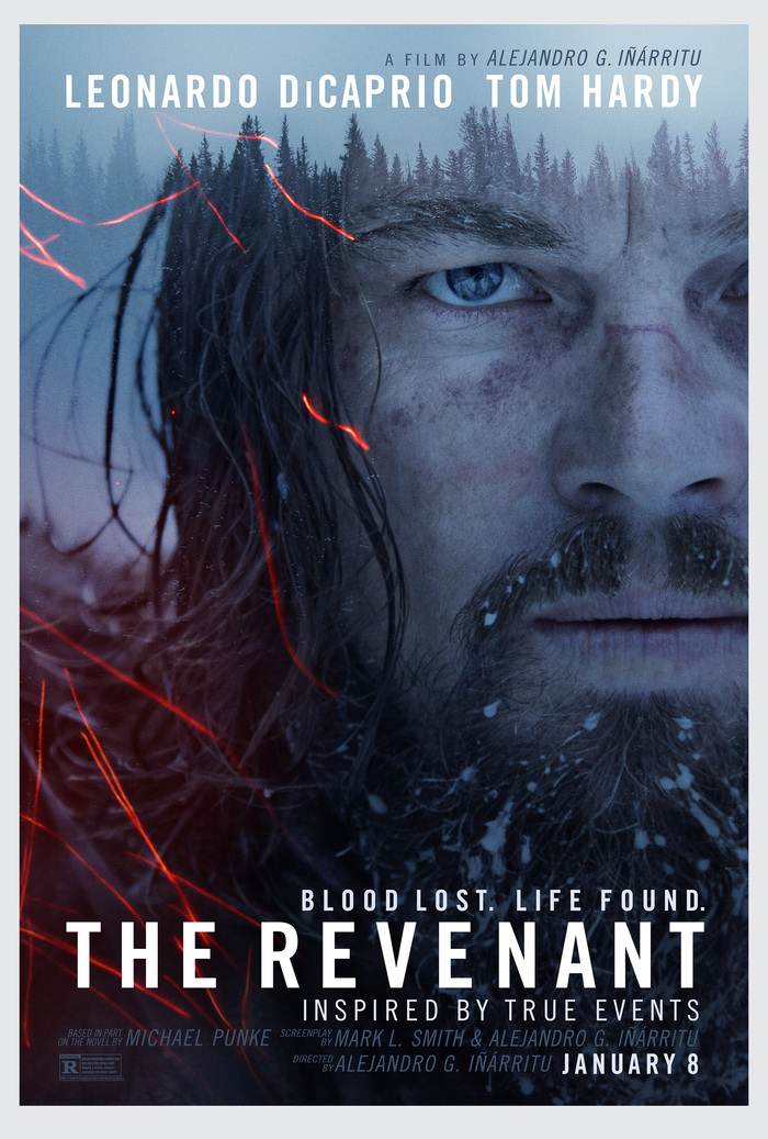 The Revenant promotional material 1