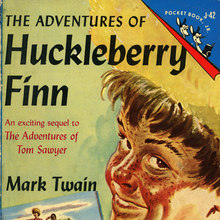 <cite>The Adventures of Huckleberry Finn</cite> (Pocket Book, Jr.)