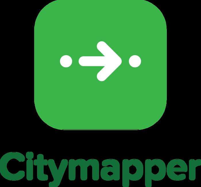 Citymapper identity (2013–) 9