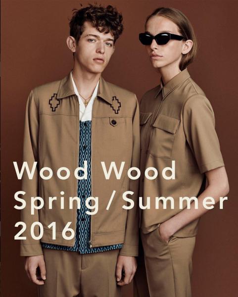 Wood Wood Spring/Summer 2016 2