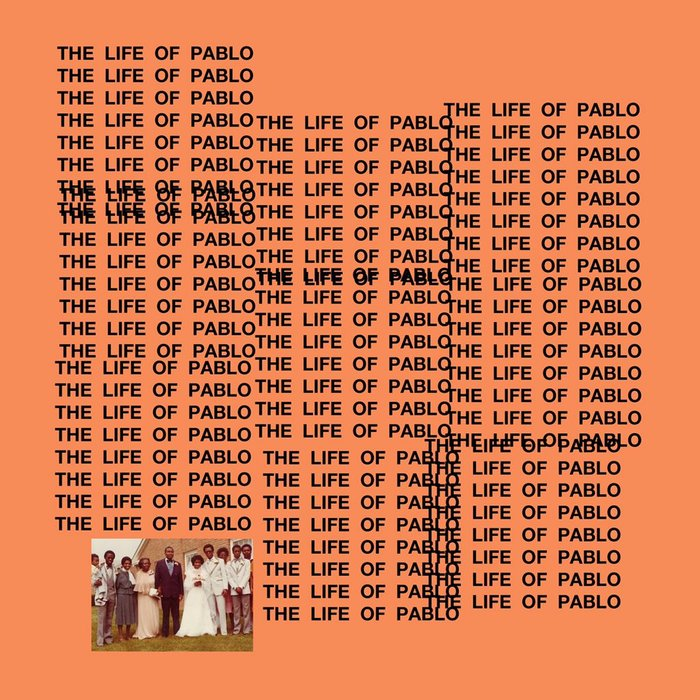 The Life of Pablo by Kanye West 2