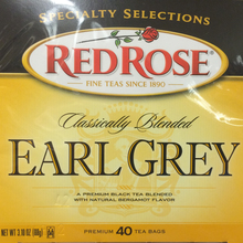 Red Rose Classically Blended Earl Grey