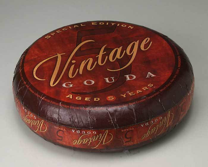 Vintage Gouda at Whole Foods 1