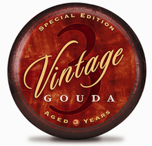 Vintage Gouda at Whole Foods