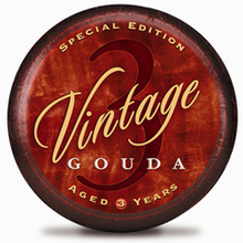 Vintage Gouda at Whole Foods