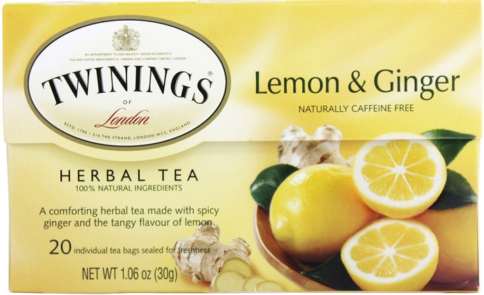 Twinings of London Teas 1