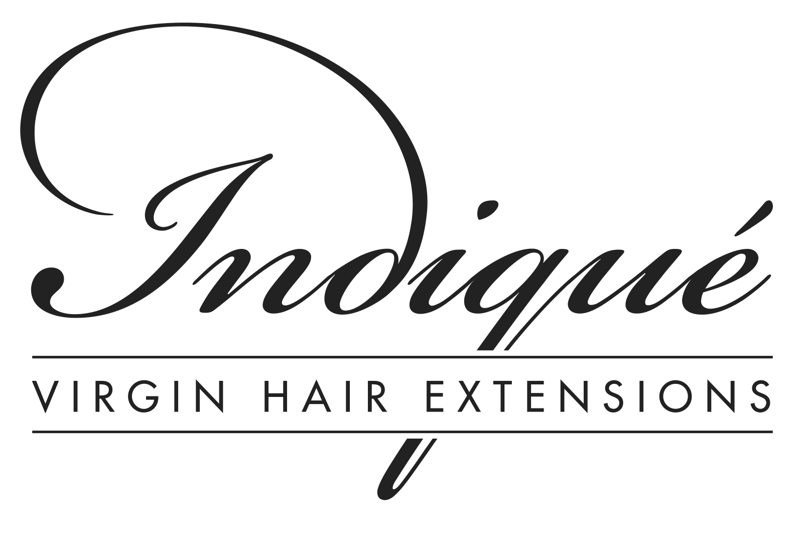 Indique Virgin Hair Extensions Fonts In Use