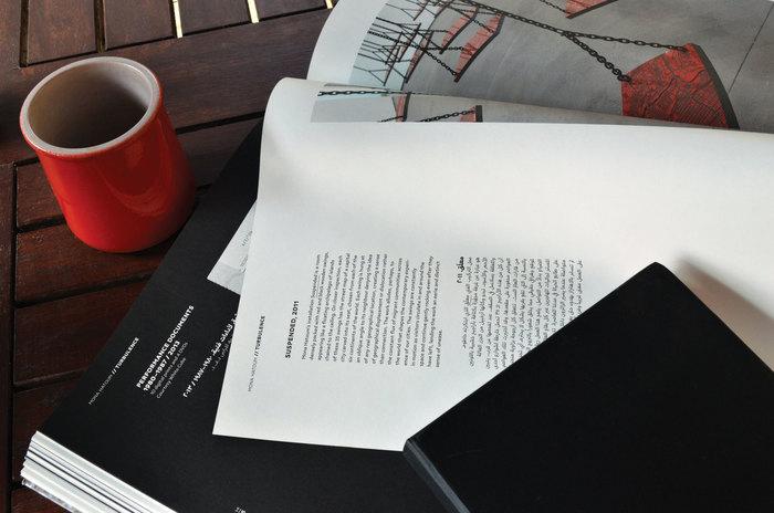Mona Hatoum: Turbulence Book 5