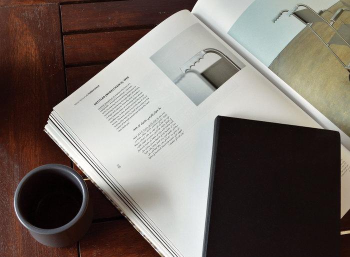 Mona Hatoum: Turbulence Book 6