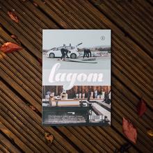 <cite>Lagom</cite> magazine