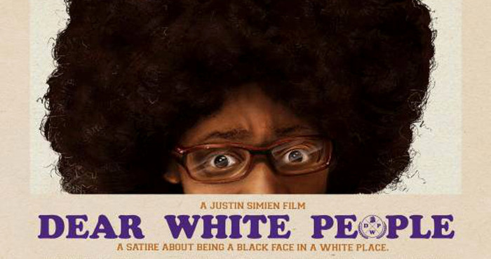 Dear White People movie poster 1