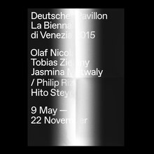 La Biennale di Venezia: Fabrik