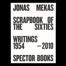 <cite>Jonas Mekas: Scrapbook of the Sixties</cite>