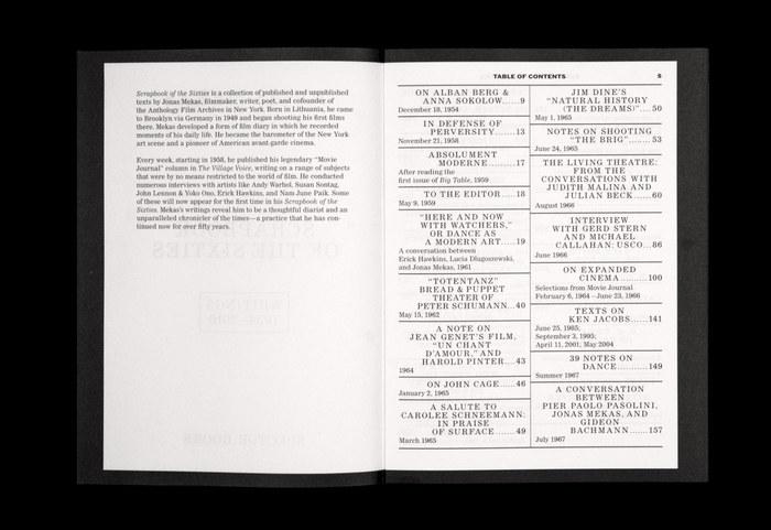 Jonas Mekas: Scrapbook of the Sixties 2
