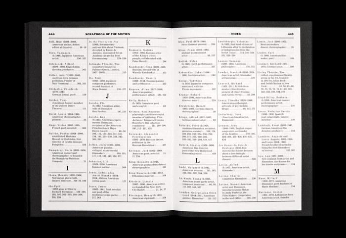 Jonas Mekas: Scrapbook of the Sixties 6