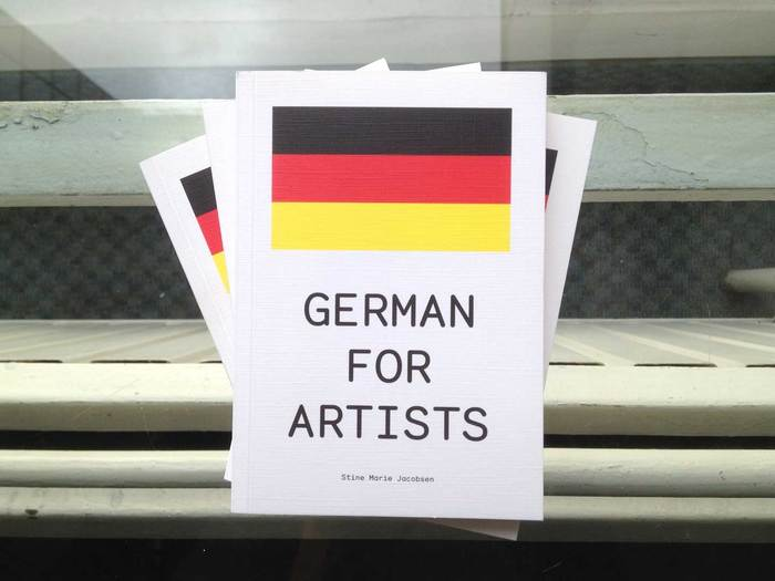 German for Artists 1