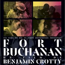<cite>Fort Buchanan</cite> movie poster