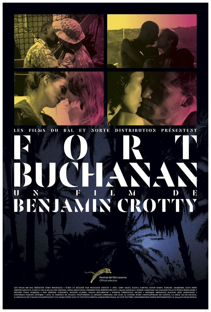 Fort Buchanan movie poster