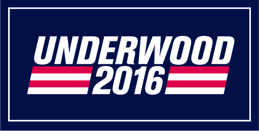 House of Cards: Frank Underwood presidential campaign, 2016 6