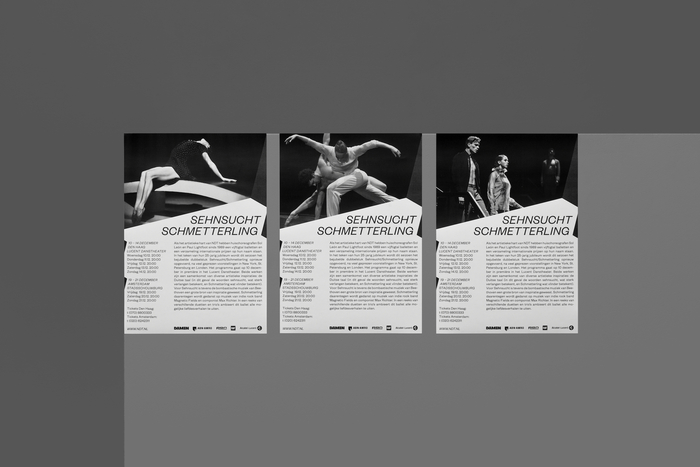 NDT (Netherlands Dance Theater) 3