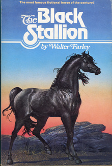 <cite>The Black Stallion</cite> by Walter Farley