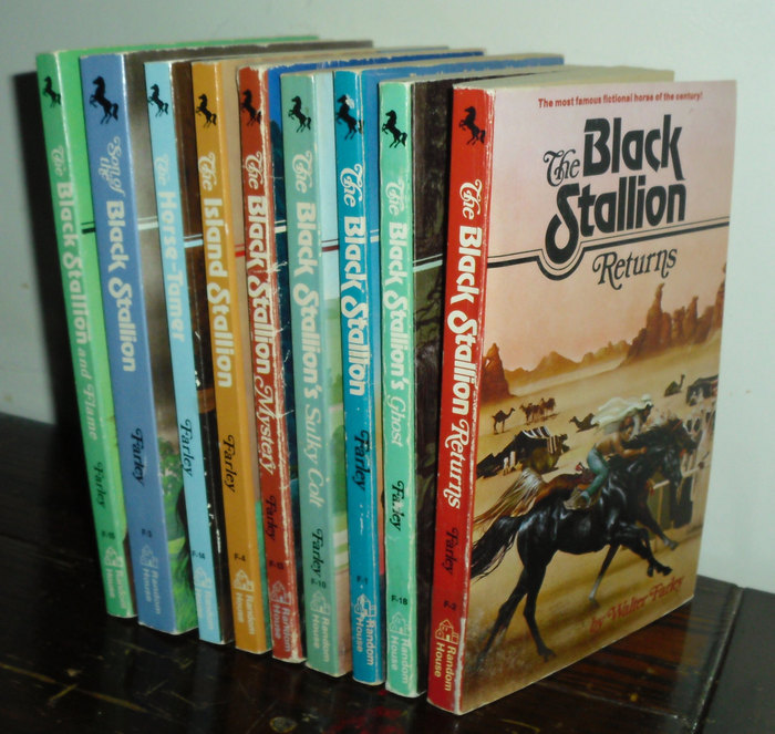 The Black Stallion by Walter Farley 3