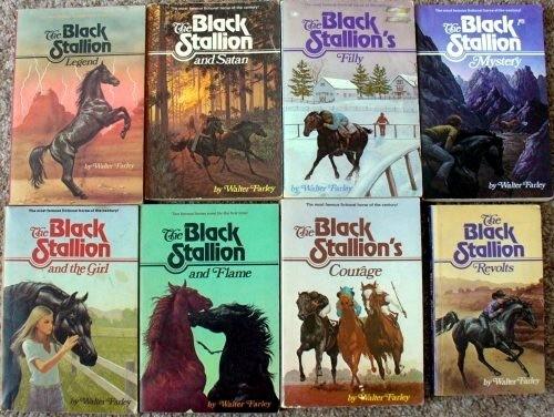 the black stallion revolts farley walter
