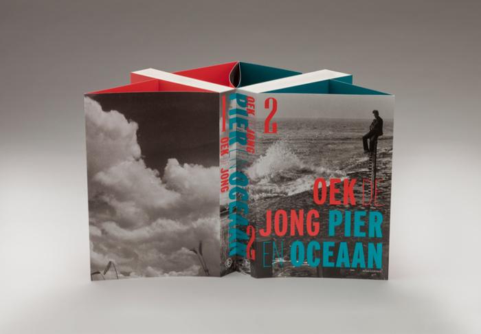 Pier en Oceaan by Oek de Jong 1