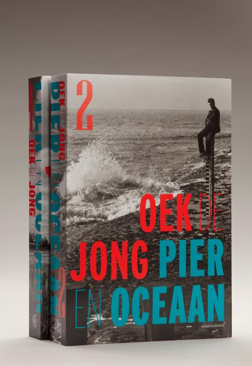 Pier en Oceaan by Oek de Jong 2