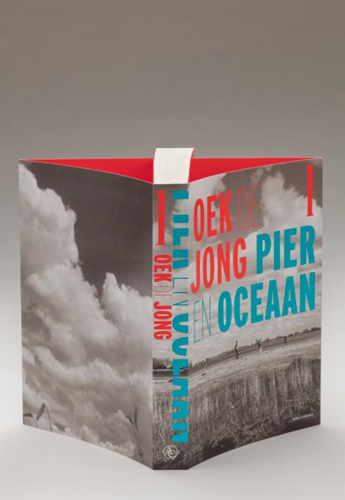 Pier en Oceaan by Oek de Jong 3
