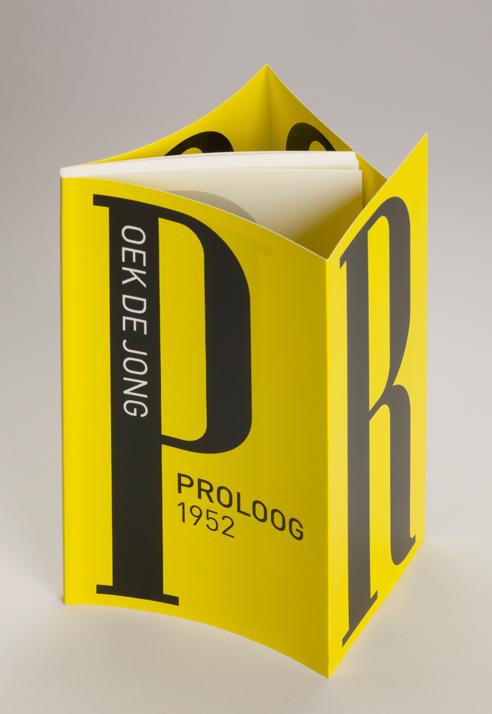 Proloog by Oek de Jong 2