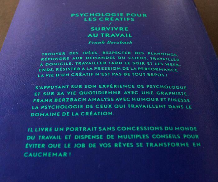 Kreativität aushalten / Psychologie für Designer by Frank Berzbach 8
