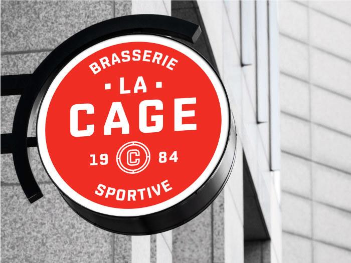 La Cage – Brasserie sportive 1