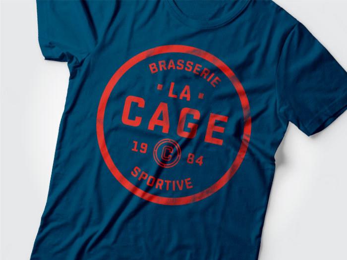 La Cage – Brasserie sportive 2