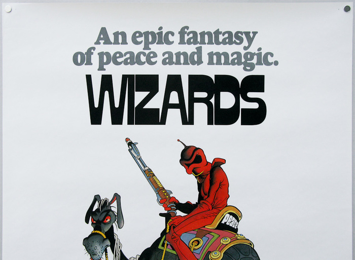Wizards — An epic fantasy of peace and magic.