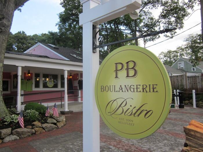 PB Boulangerie Bistro 1