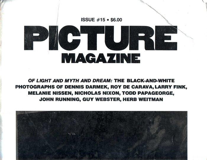 Picture Magazine (1976–81) 1