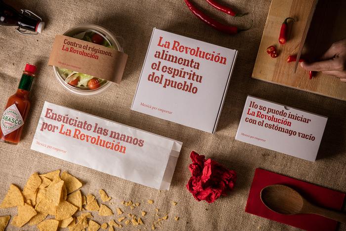 La Revolución – Mexicà per emportar 8
