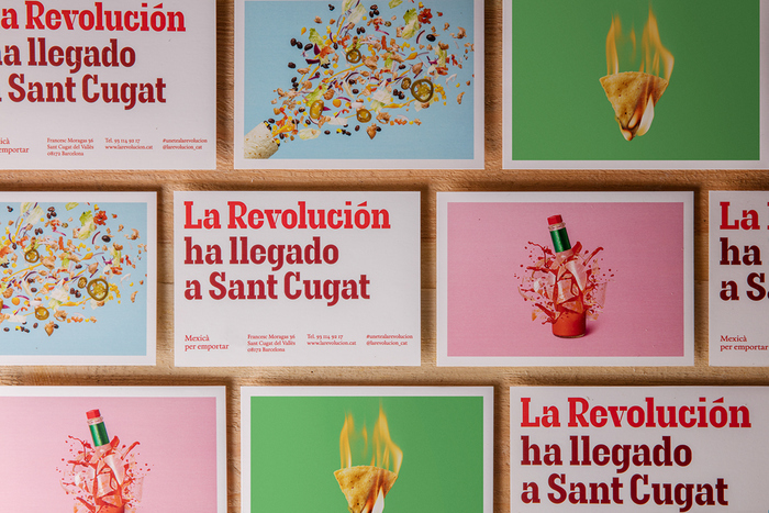 La Revolución – Mexicà per emportar 12