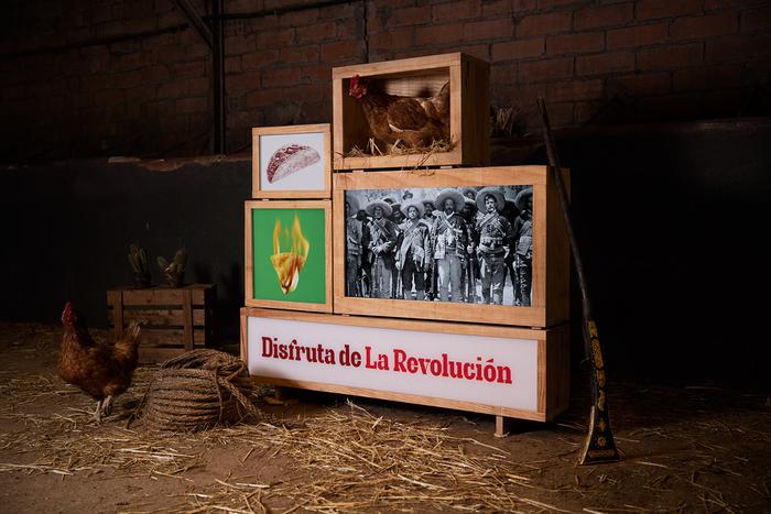 La Revolución – Mexicà per emportar 14